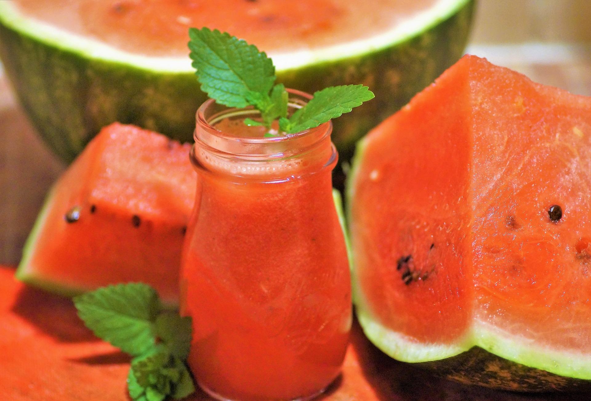 Wassermelone-Smoothie