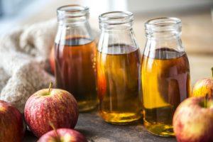 Rezept Apfelsaft selbst haltbar machen
