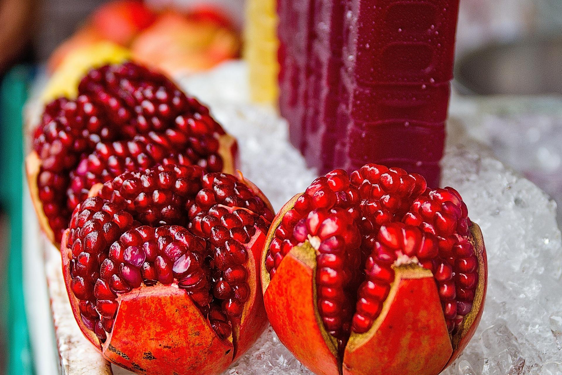 Granatapfel – Vitaminbombe mit heilender Wirkung