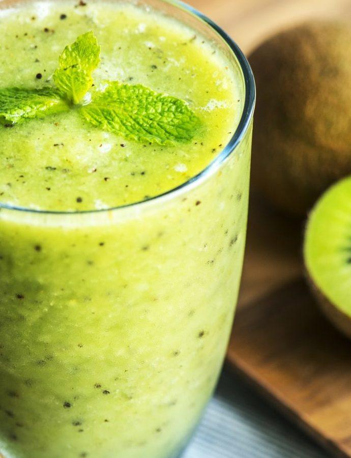 Der Hulk – grün und kräftig – Smoothie Rezepte