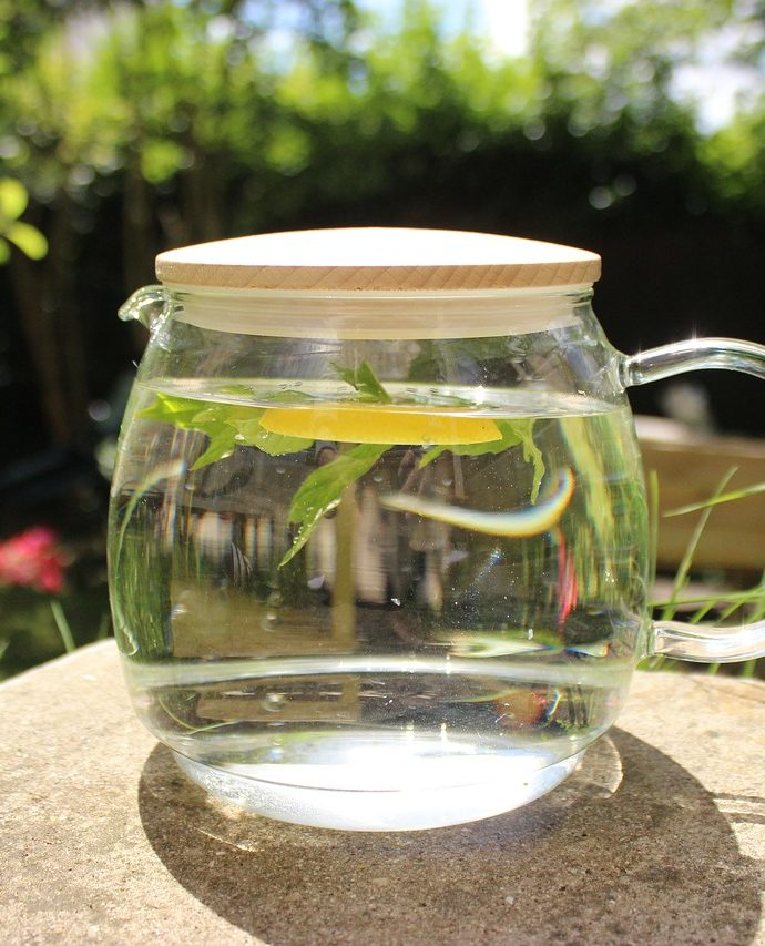 Infusion Water – Depurative Gurke Lemon-Mint Infusion