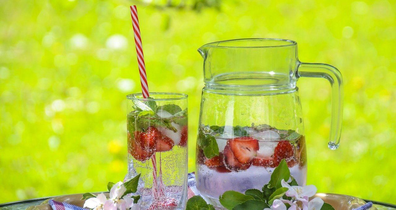 Anti-Cellulite Erdbeere-Salbei Infusion