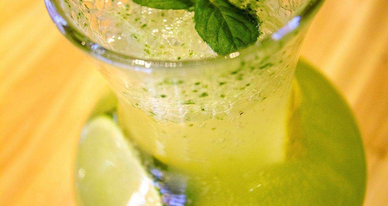 Light Sundance – alkoholfreier Cocktail