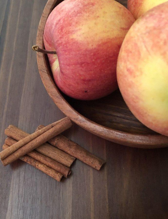 Apfel Zimt Infusion – auf natürliche Weise Blutzucker senken